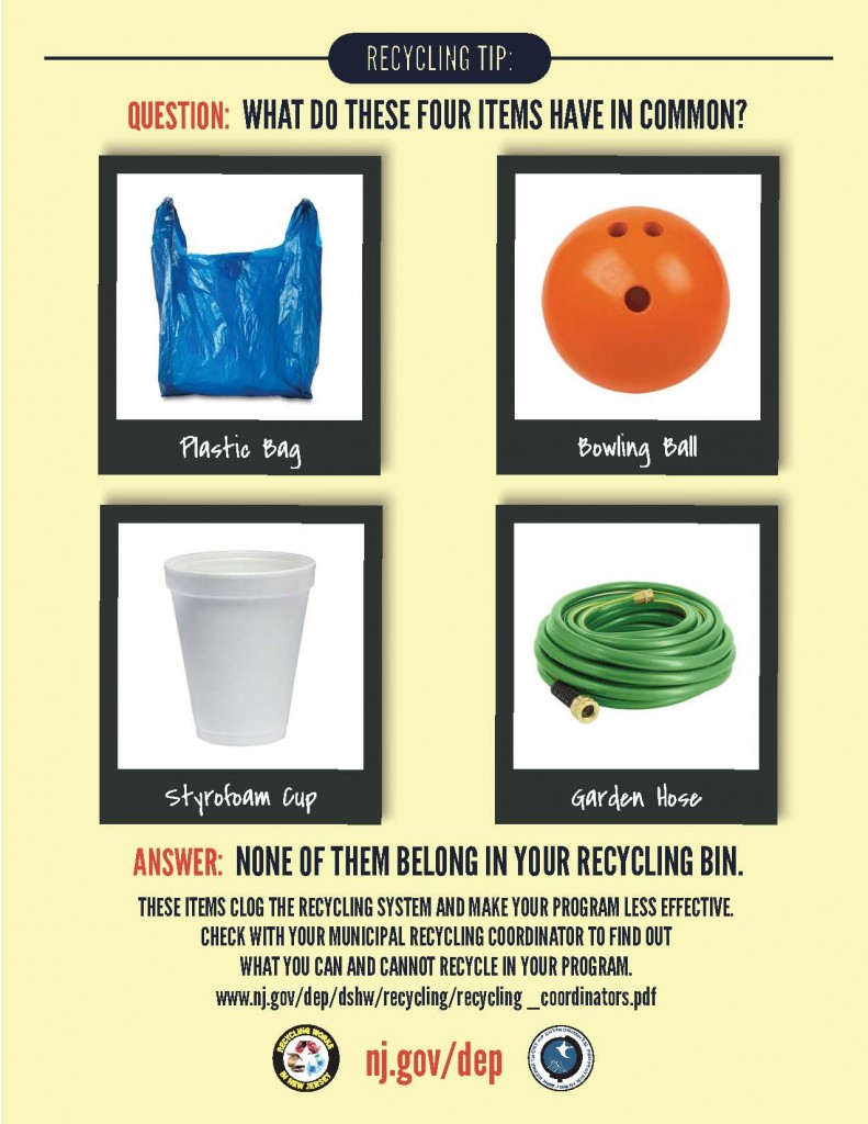 Public place recycling products - Click Here For Avalon S New Recycling Ordinance