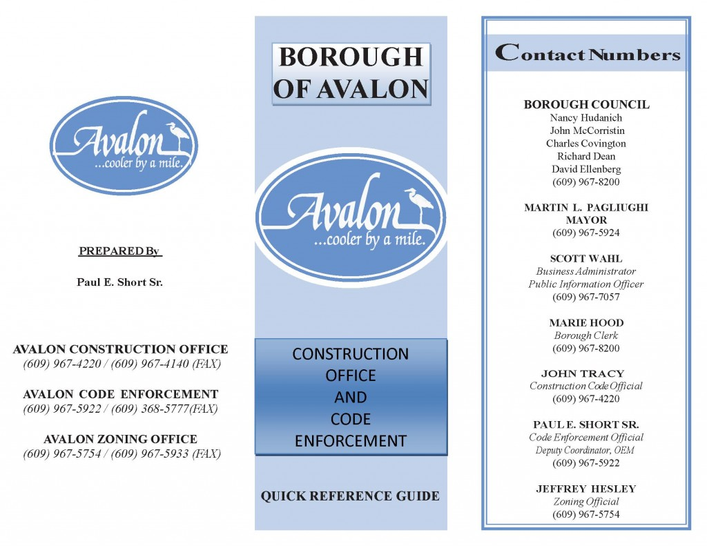 2014 Avalon Code Enforcement Brochure_Page_1