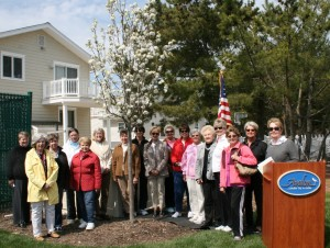 Avalon Garden Club on Arbor Day