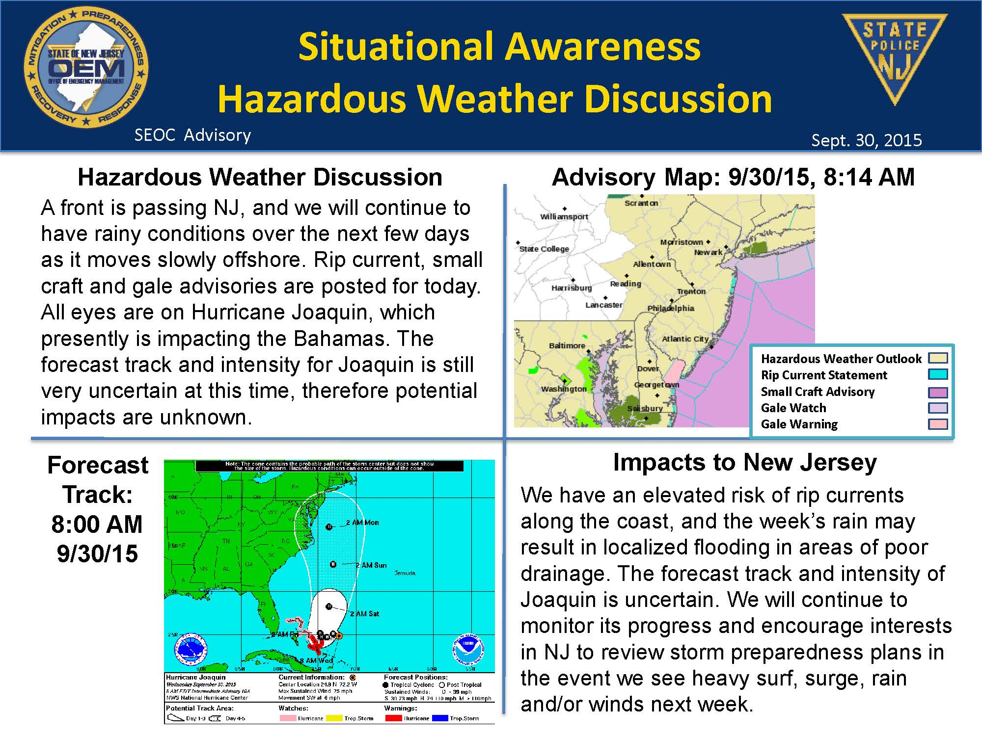 wed sept 30th coastal storm coming hurricane forms in atlantic avalon new jersey emergency. Black Bedroom Furniture Sets. Home Design Ideas