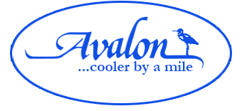 Avalon, New Jersey Logo