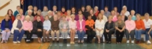 Avalon Garden Club Group Photo 2015