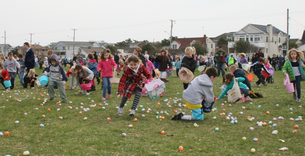 Avalon Easter Egg Hunt To Be Held Saturday March 31st