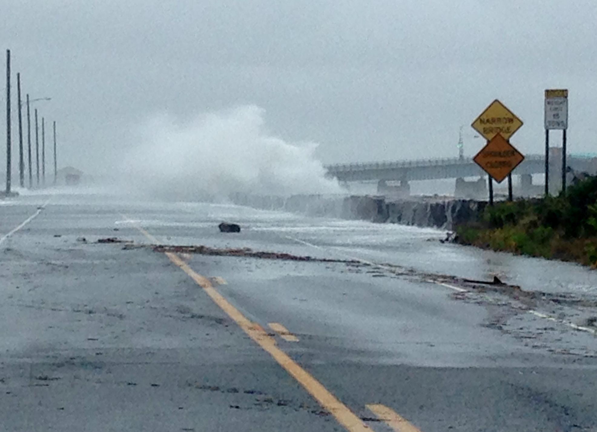Friday, October 2nd, 3:10pm: Coastal Flood Warning ...