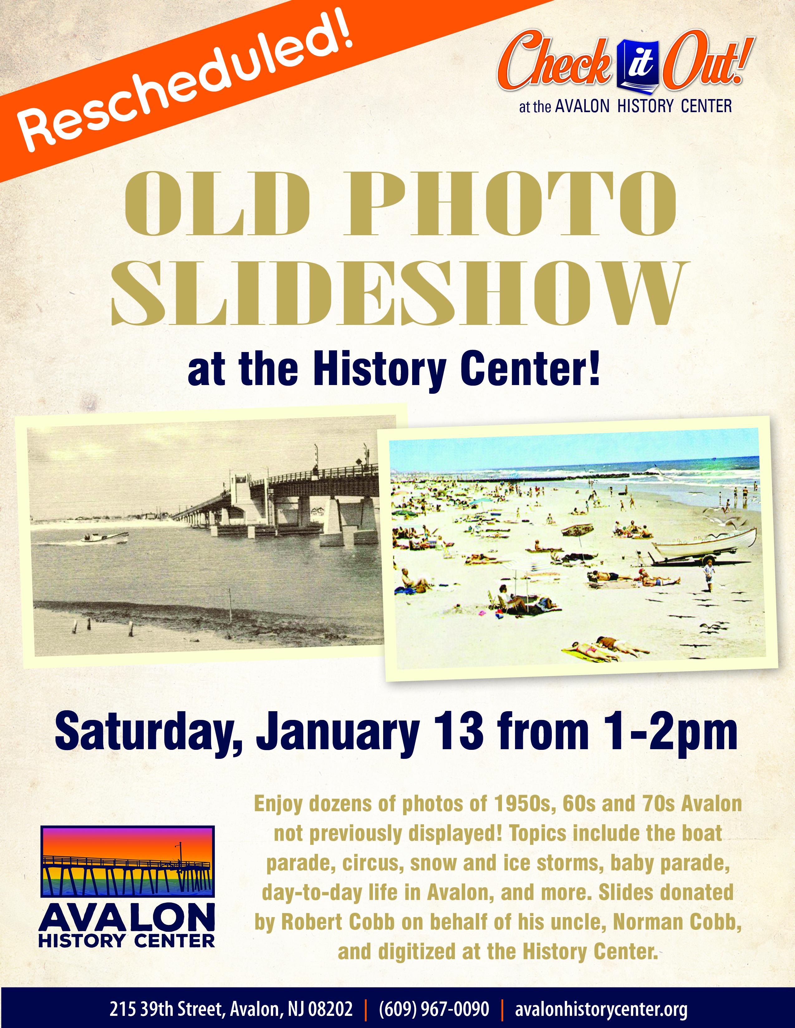 Avalon history center old photo event rescheduled for january 13th avalon history center old photo event rescheduled for january 13th 1betcityfo Images