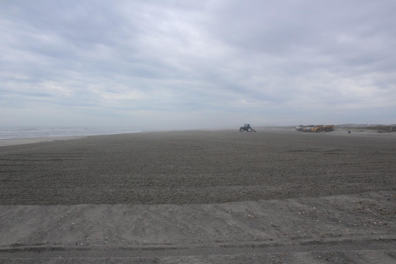 2018 Avalon Beach Backpassing Project – Avalon, New Jersey