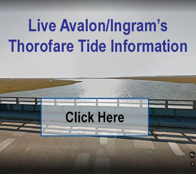 Live Avalon/Ingram's Thorofare Tide Information