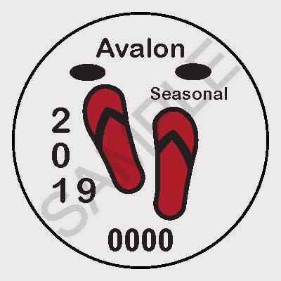 Avalon Beaches – Avalon, New Jersey