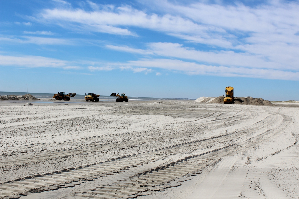 2019 Sand Back Passing Project – Avalon, New Jersey