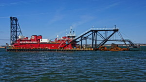 """Great Lakes Dredge """"Illinois"""" coming to Avalon this fall"""